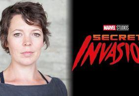 Olivia Colman pode fazer parte do elenco de 'Invasão Secreta' da Marvel
