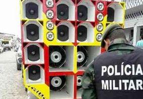 Dono de paredão de som é preso com cocaína, na PB