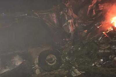 Queda de avião mata médicos, paciente com Covid-19 e piloto no interior do Ceará