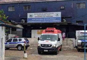 Detento sofre trauma na cabeça após cair de beliche em penitenciária de João Pessoa