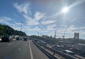 Concurso de JP para quase 50 mil pessoas acontece neste domingo (13) e causa congestionamento