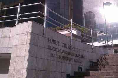 Condenado a 36 anos de prisão acusado de matar marido e filho da amante, em João Pessoa