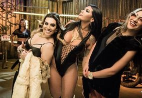 """MC Pocahontas lança clip de """"Oh Quem Voltou"""" com Dani Russo e Naiara Azevedo; ouça"""