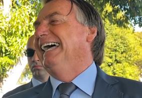 Jair Bolsonaro comparou cabelo de apoiador a 'criador de baratas'