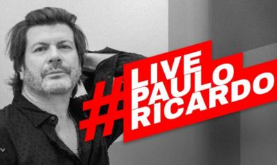 Paulo Ricardo canta maiores sucessos em Live na internet; acompanhe
