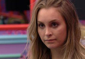 Carla Diaz vai pedir para ser vetada da Prova do Líder para proteger Arthur