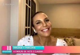 """""""Não quero nem saber"""", diz Ivete Sangalo sobre fofocas envolvendo ela e Claudia Leitte"""