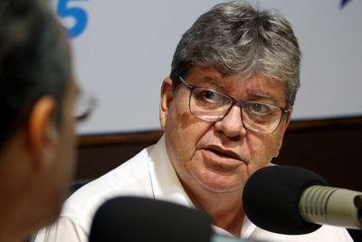 João Azevêdo classifica como 'absurda' mudança no ICMS aprovada na Câmara