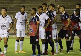 Duelo aconteceu no estádio Almeidão, em João Pessoa
