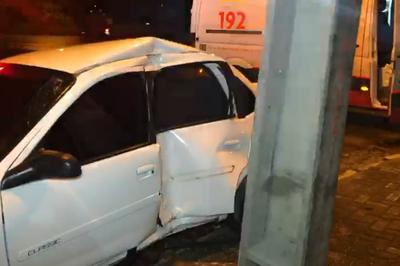 Bebê morre após acidente de carro em João Pessoa