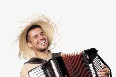 Luan Estilizado canta vaquejada em live neste sábado (29)