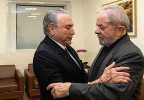 Lula é 'responsável' por colocar Temer na presidência, diz Ciro Gomes