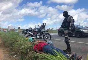 Ciclista é atropelado em rodovia da Paraíba
