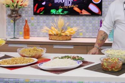 Vídeo: Chef Wellington ensina receitas deliciosas para o almoço do fim de semana
