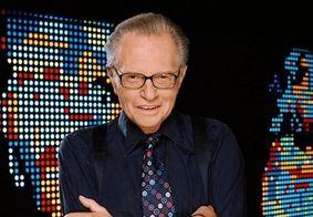 Morre o apresentador Larry King, aos 87 anos, vítima da Covid-19