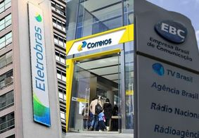 Eletrobras, Correios e EBC são incluídos em plano de desestatização