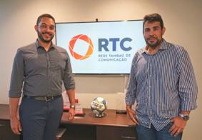 Davi Pereira e Gabriel Freire são os novos líderes da área Comercial e de Marketing da RTC