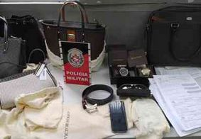 Polícia Militar prende suspeito de estelionato que agia no comércio de Campina Grande