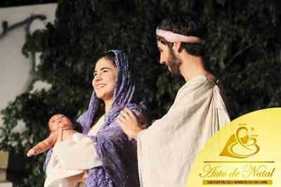 Auto de Natal do Colégio Marista Pio X deve reunir mais de 5 mil pessoas no Parque da Lagoa