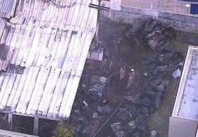 Incêndio deixa 10 mortos em Centro de Treinamento do Flamengo, no Rio de Janeiro
