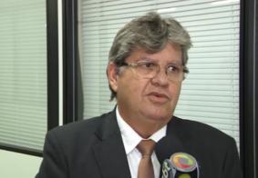 Na executiva nacional, João Azevedo diz que PSB se identifica com Haddad; veja