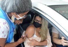 João Pessoa vacina hemofílicos, gestantes e puérperas com comorbidades