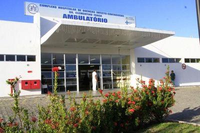 Covid: 65% dos leitos no Clementino Fraga é ocupado por adultos jovens