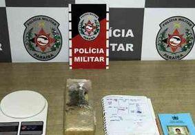PM desarticula ponto do tráfico e apreende drogas na Zona Sul de João Pessoa