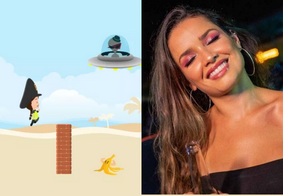 Paraibano desenvolve jogo inspirado em trajetória de Juliette no BBB
