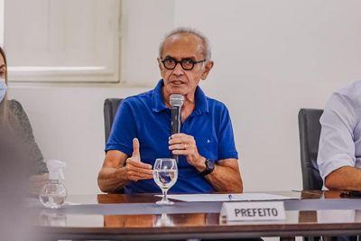 Prefeito de João Pessoa, Cícero Lucena (PP)