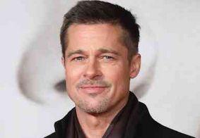 Brad Pitt faz piada com Titanic em discurso no prêmio no Globo de Ouro