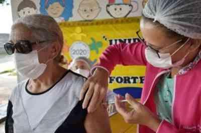 João Pessoa ganha pontos de 'drive thru' para vacinação contra gripe nesta terça-feira (24)