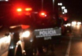 Equipes das polícias Militar, Civil e Científica fora acionadas