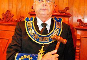 Líder da maçonaria na Paraíba