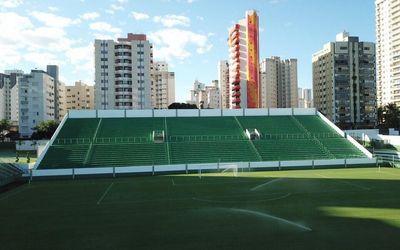 Estádio da Serrinha, em Goiás