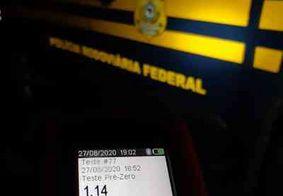 Homem com sinais suspeitos de embriaguez e sem CNH é preso durante acidente na PB