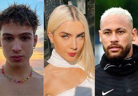 Suposto beijo entre Neymar e Jade Picon irrita João Guilherme e movimenta web