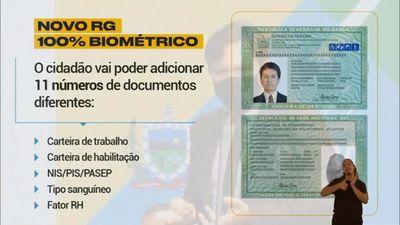 RG digital é disponibilizado na Paraíba; veja quem pode baixar