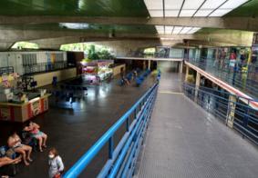 Terminal rodoviário da capital paraibana, no bairro Varadouro.