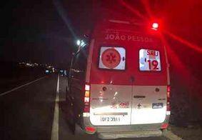 Idoso é encontrado caído e ferido às margens de rodovia federal na PB