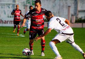 A partida aconteceu no Estádio Amigão, em Campina Grande