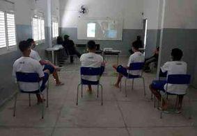 Com novas regras, Fundac retoma projeto de cinema em unidades socioeducativas da PB