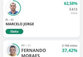 Marcelo Paulino foi eleito novo prefeito de Gado Bravo
