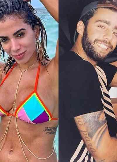 """Estamos juntos"", diz Anitta ao confirmar namoro com Pedro Scooby, ex de Luana Piovani"