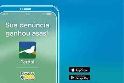 Denúncias eleitorais podem ser feitas pelo aplicativo Pardal