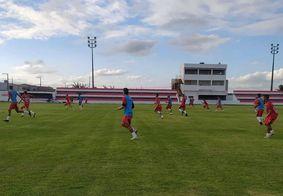 Estádio Carneirão, em Cruz do Espírito Santo