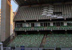 Arena Independência, palco do duelo