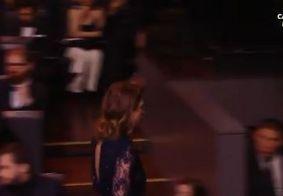 Atriz se retira de premiação após diretor acusado de estupro ser anunciado como vencedor