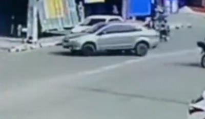 Ciclista é atropelado após cobrança de dívida na Zona Sul de João Pessoa