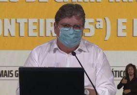 Anunciada distribuição de 270 mil doses de vacina AstraZeneca para toda a PB